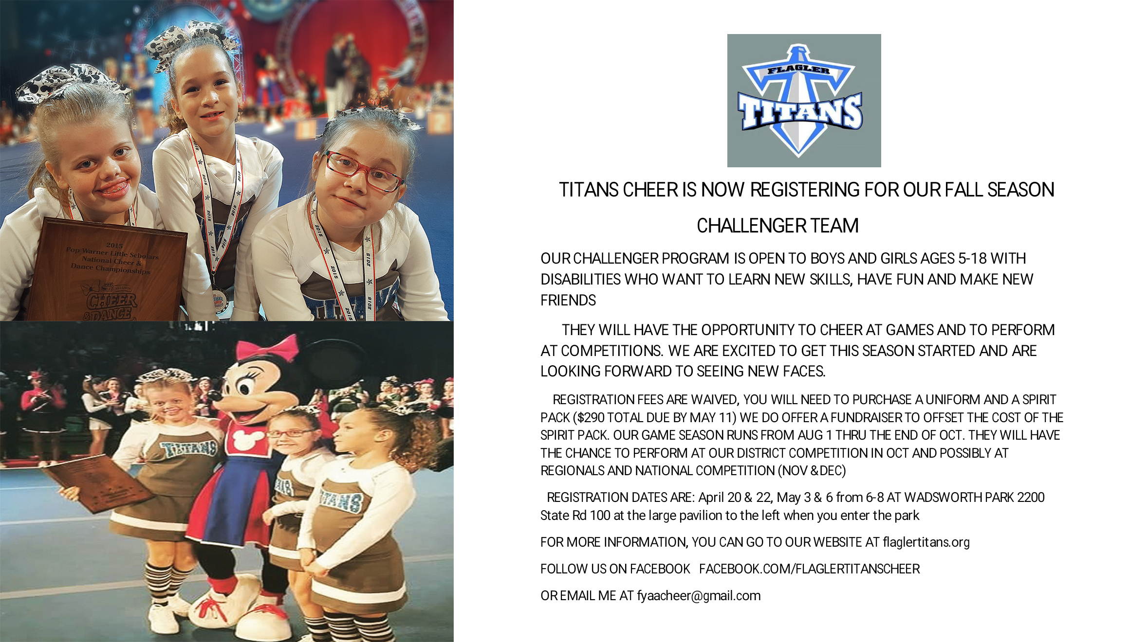 Titans Cheer